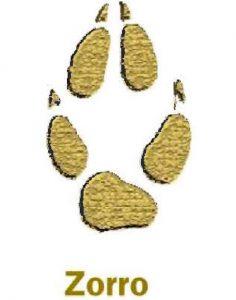 huella-zorro