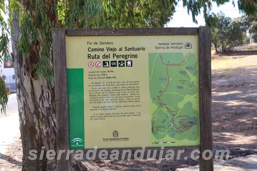 Ruta del peregrino sierra-de-andujar-27