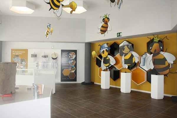 abejas centro interpretacion de la miel