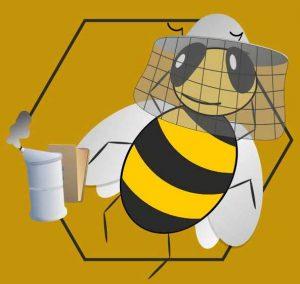 dibujo-abeja-apicultora