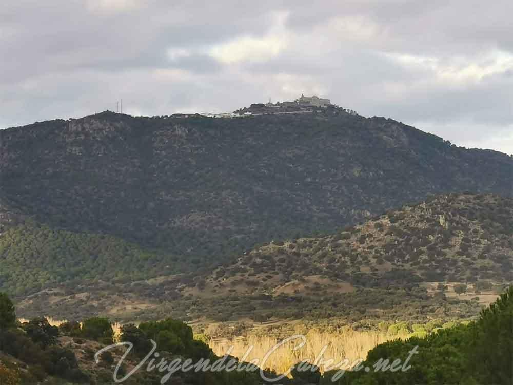 Sierra de Andújar vista sendero