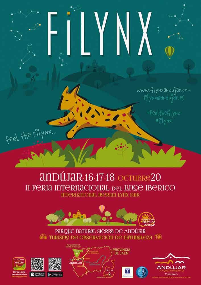 cartel feria lince iberico-sierra-andujar-2020