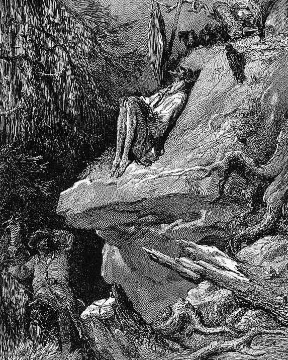Miguel de Cervantes en la Sierra Andújar